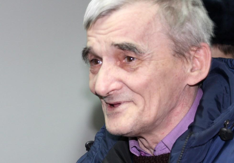 Карельского историка Юрия Дмитриева отпустили изСИЗО