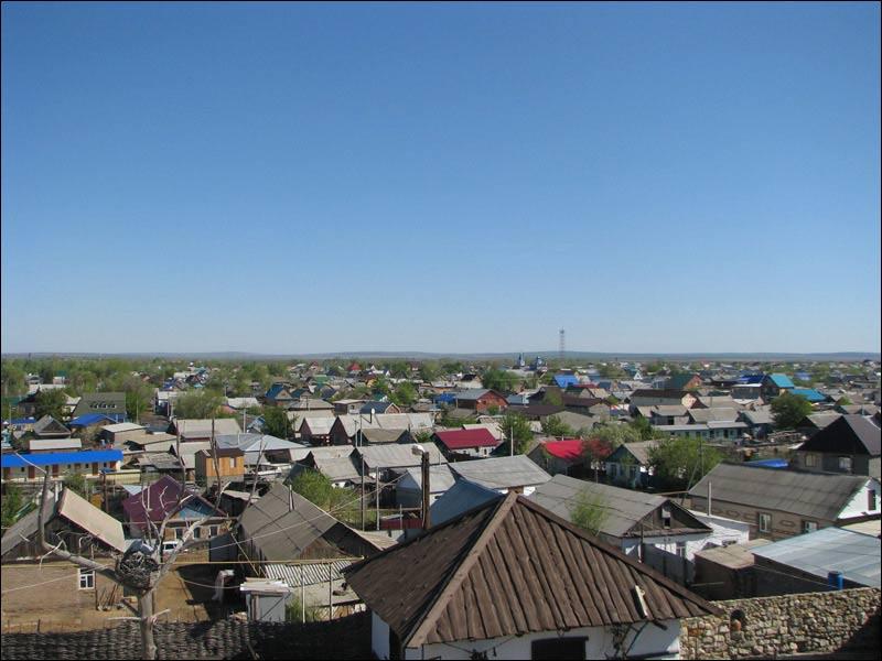 соль-илецк фото город