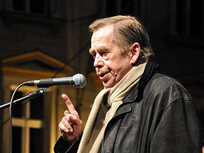 Вацлав Гавел. Vaclav Havel