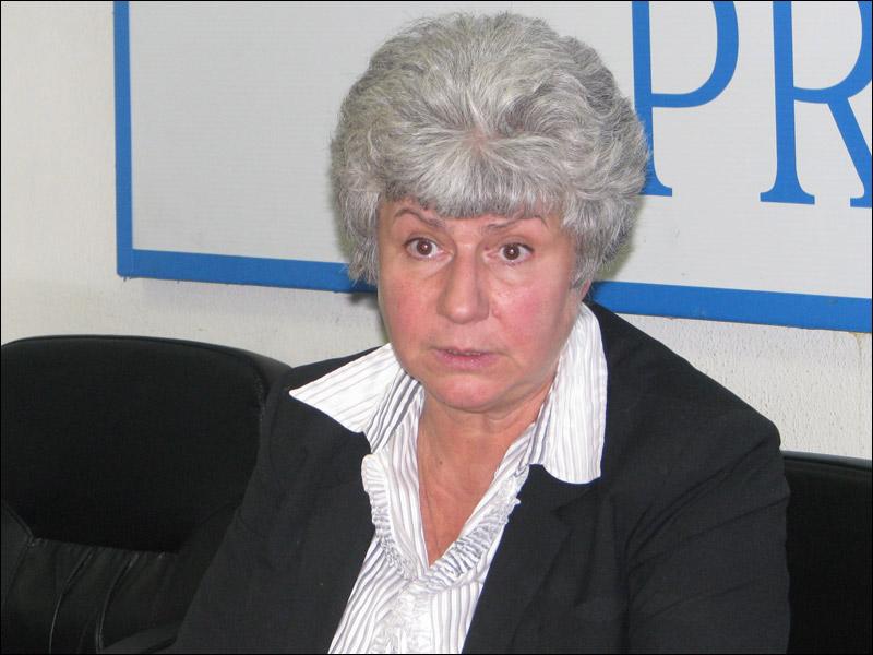 Каринна Москаленко. Фото Веры Васильевой, HRO.org
