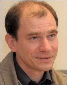 Игорь Сутягин. Фото Би-би-си