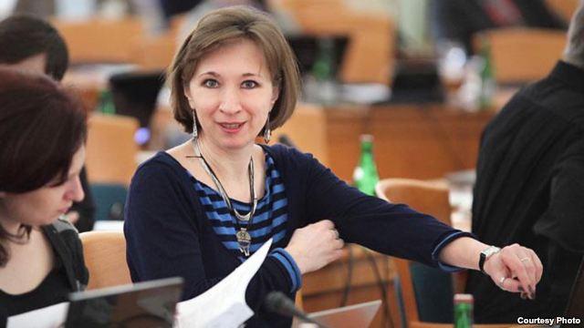 Наталья Таубина.Общественный Вердикт
