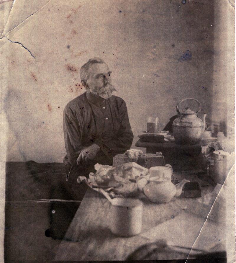 Павел Юрин. Одна из последних фотографий.