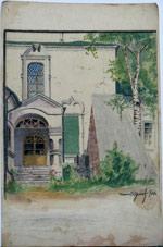 Картина Павла Юрина. 1910.