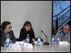 Тамара Морщакова, Наталья Зоркая, Лев Гудков. Фото Веры Васильевой, HRO.org