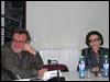Леонид Никитинский, Тамара Морщакова. Фото Веры Васильевой, HRO.org