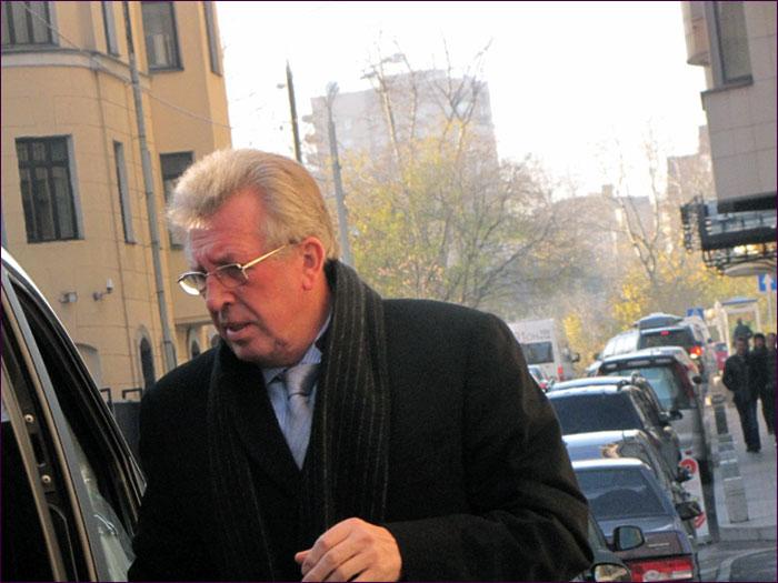 Евгений Рыбин. Фото с сайта khodorkovsky.ru